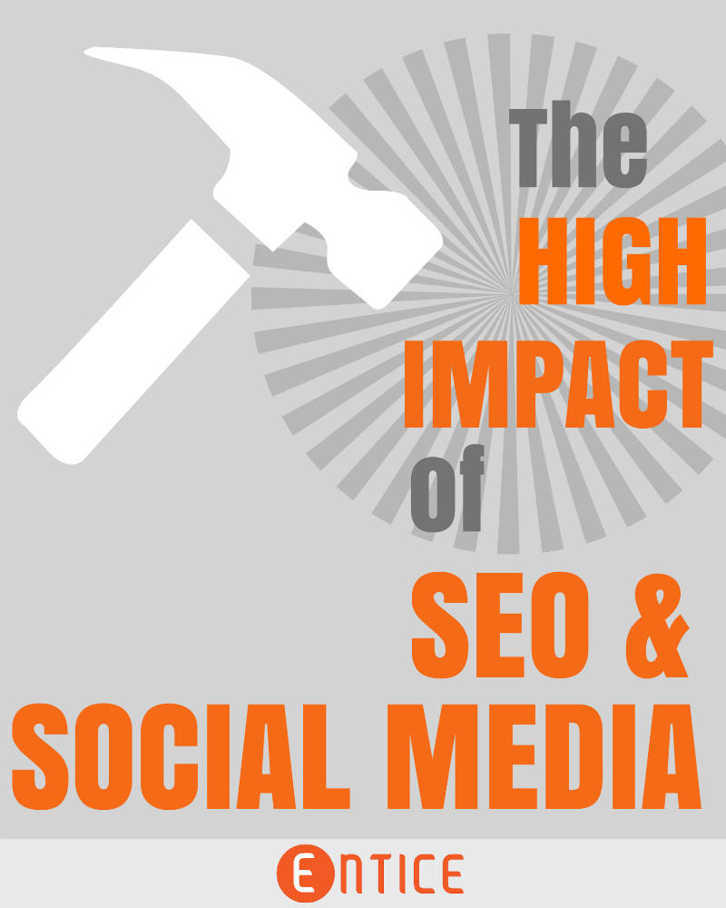 High Impact of SEO and Social Media