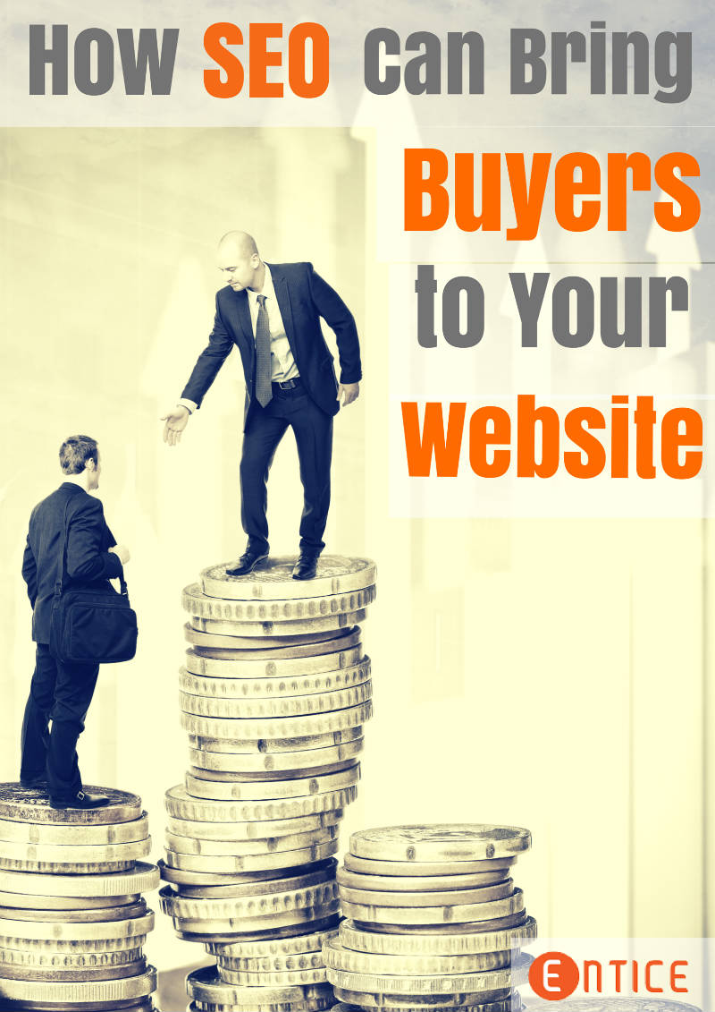 How SEO Brings More Buyers To Your Website