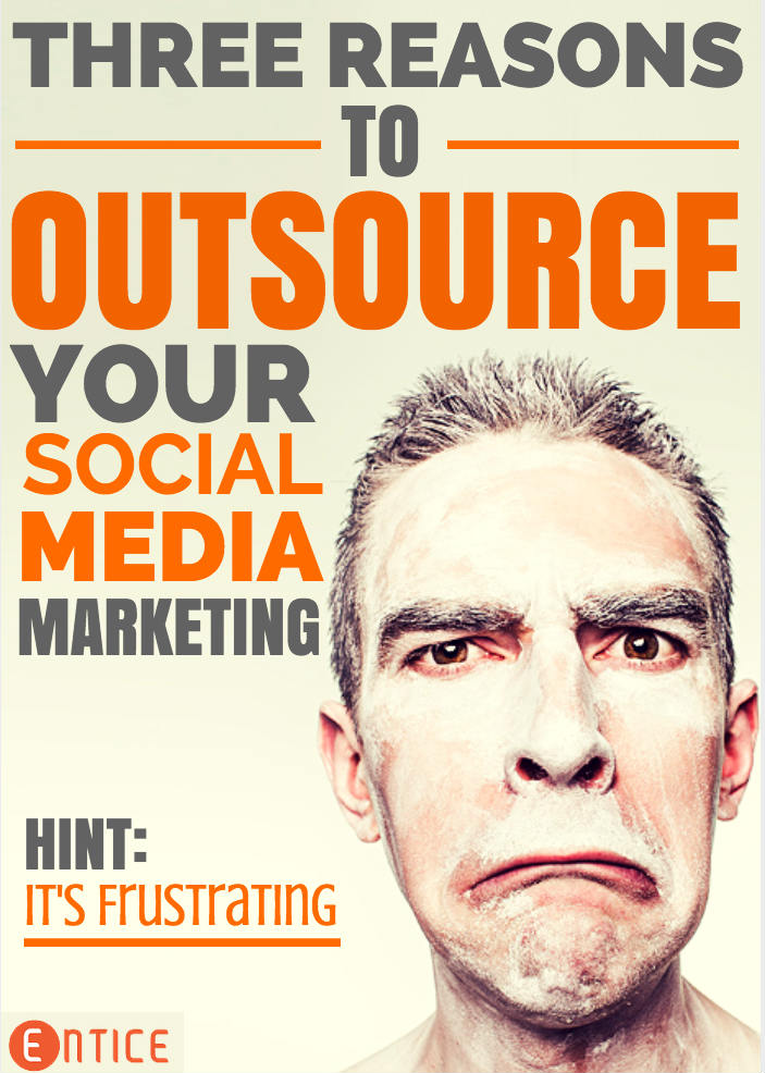 3 Reasons You Have to Outsource Your Social Media Marketing #socialmediatips