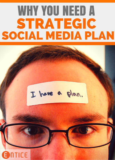 You Need A Strategic Social Media Marketing Plan