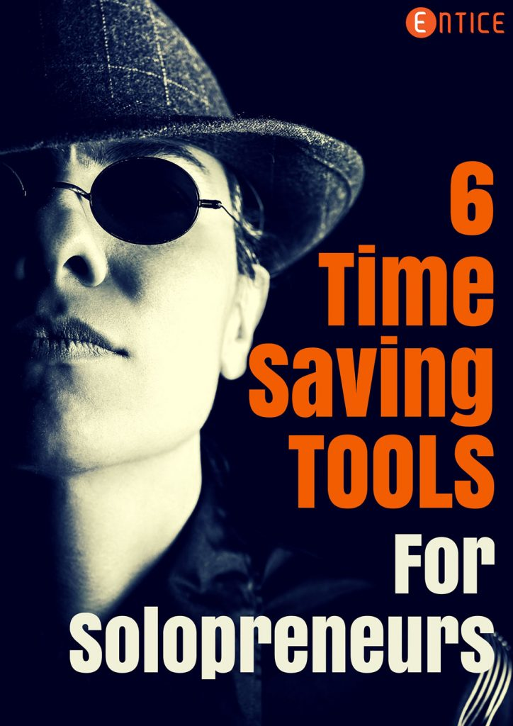 Time Saving Tools For Solopreneurs