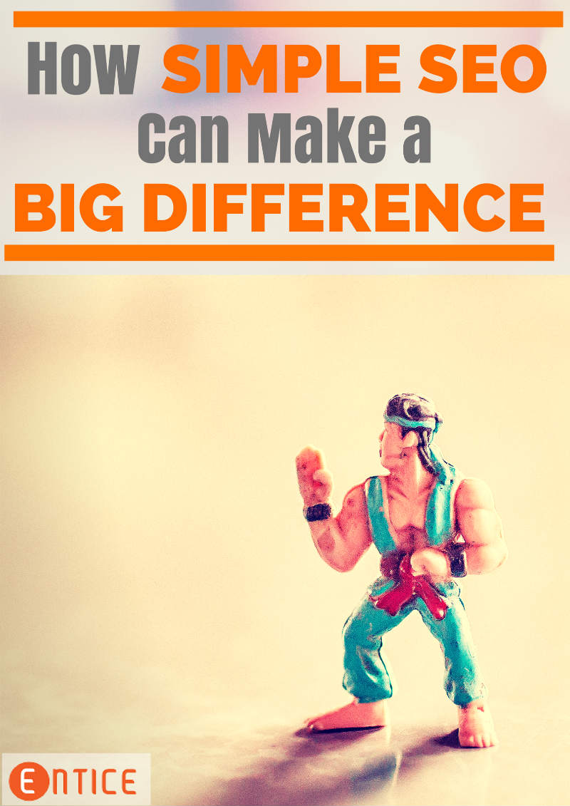 How Simple SEO Can Make A Big Difference