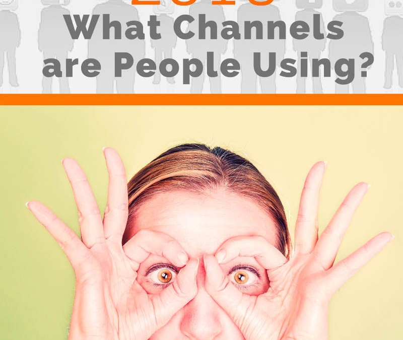 Social Media Trends 2015: What Channels Are People Focusing On
