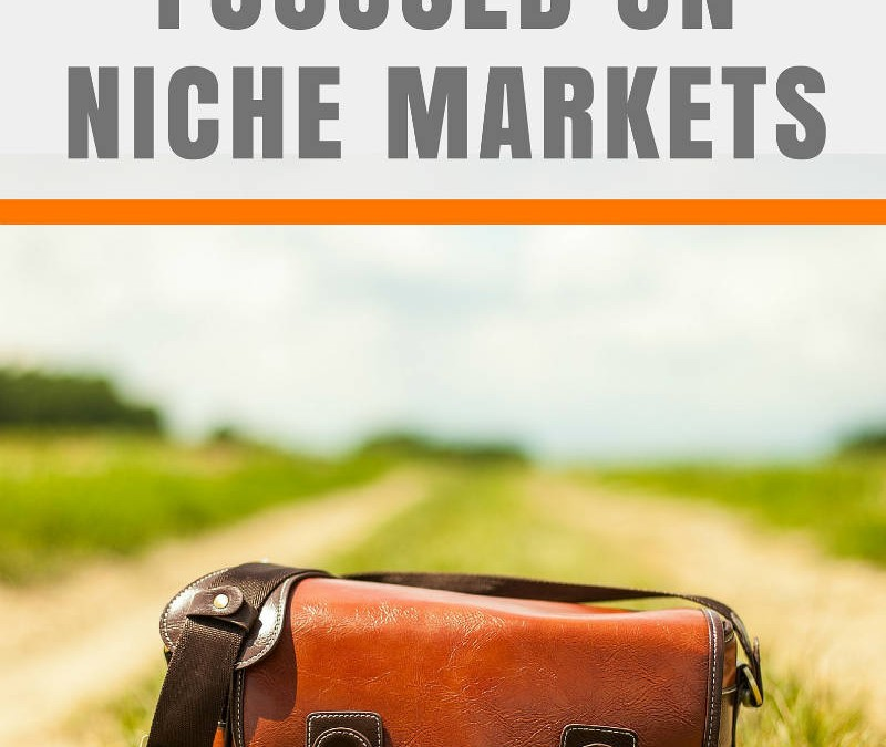4 Companies That Are Focused On Niche Marketing