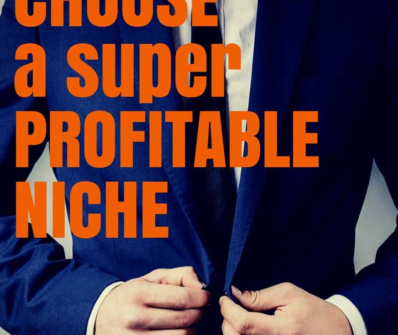 How To Choose A Super Profitable Niche For Your Blog